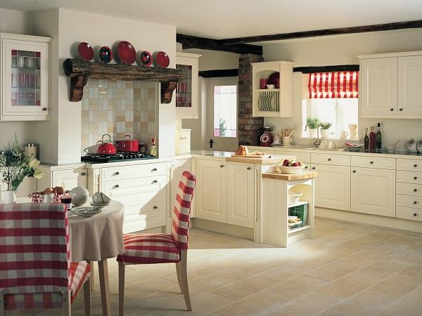 Декор кухни на даче фото